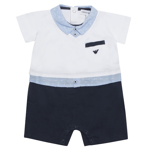 Primary image of Emporio Armani Smart Cotton Shortie