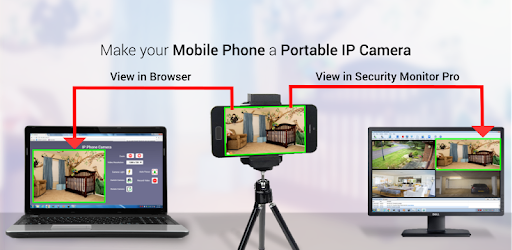 IP Phone Camera – View Camera on PC - Apps on Google Play