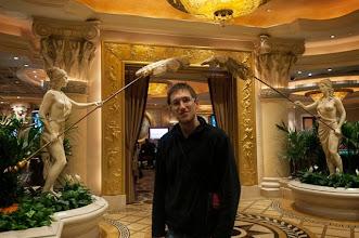 Photo: My Roman in Las Vegas's Rome. Caesars Palace, Las Vegas