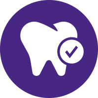 Simplified Tooth Illustration