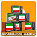 Iran Info Chaînes TV icon