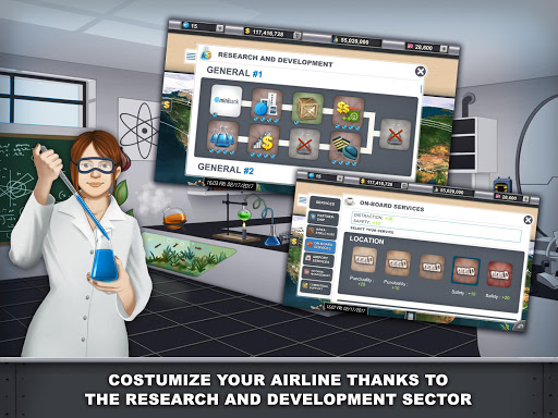 Airlines Manager - Tycoon 2018  screenshots 15