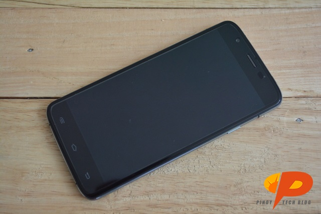 Cherry Mobile Flare 4 Review display
