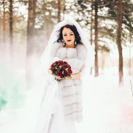 Wedding photographer Anastasiya Bogdanova (Bogdasha). Photo of 08.02.2018