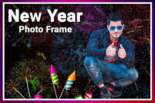New Year Photo Frames 1.0 screenshots 2