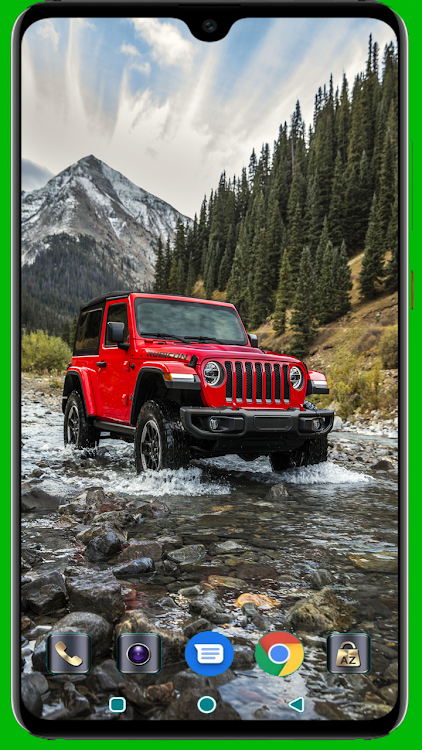 Jeep Wallpaper 4k Latest Android Apps Appagg