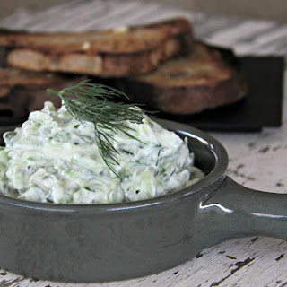 Greek Tzatziki (Talattouri)