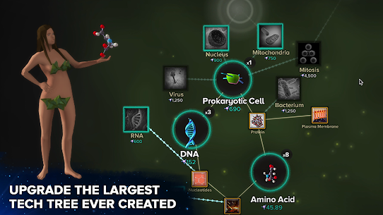Cell to Singularity MOD Apk 4.74 (Unlimited Money) 3