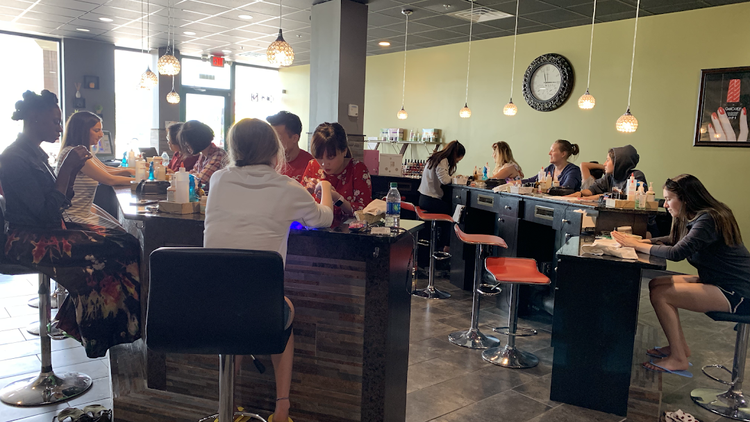 Organic Nails & Spa - Nail Salon in Sterling Heights