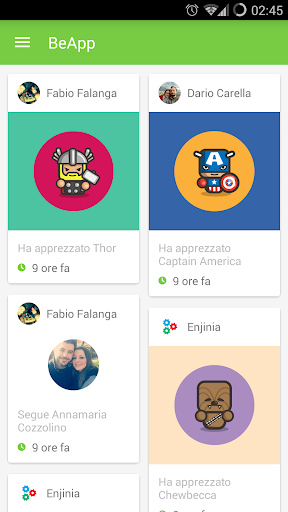 BeApp Aplicaciones (apk) descarga gratuita para Android/PC/Windows screenshot
