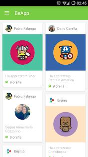 Aplikasi BeApp (apk) download gratis untuk Android/PC/Windows screenshot