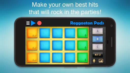 Reggaeton Pads screenshot 2