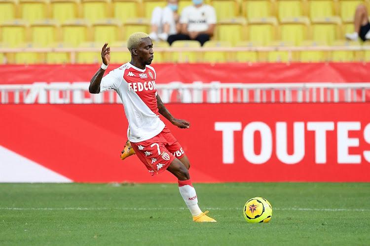 Henry Onyekuru vers la sortie à Monaco