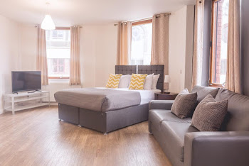 Moorfields Serviced Apartments, Liverpool