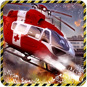 Helicopter Fire & Rescue for PC and MAC