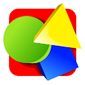 Learn Shapes for Kids, Toddlers - Educational Game icon