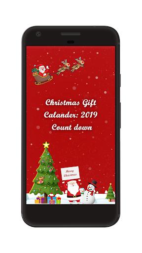 Christmas Gift Calendar : 2019 Countdown ss1