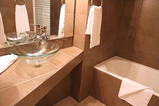 Ibersol Cavalière Sur Plage - Bathroom