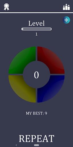 Télécharger Memory Challenge (Simon says) apk mod screenshots 3