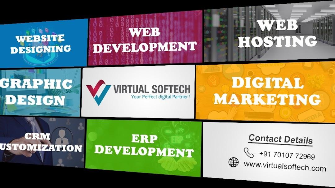 Virtual Softech Web Design Company Logo Design Website Web Development Crm Software Seo Company Coimbatore Web Designer In Coimbatore