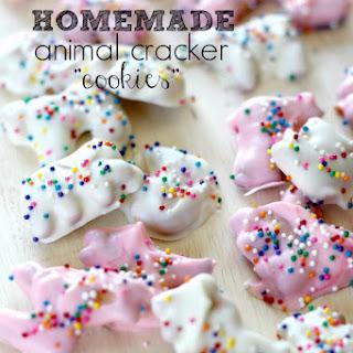 Semi Homemade Animal Cracker Cookies