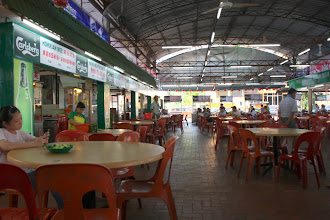 Photo: Year 2 Day 112 - Food Court in Taiping