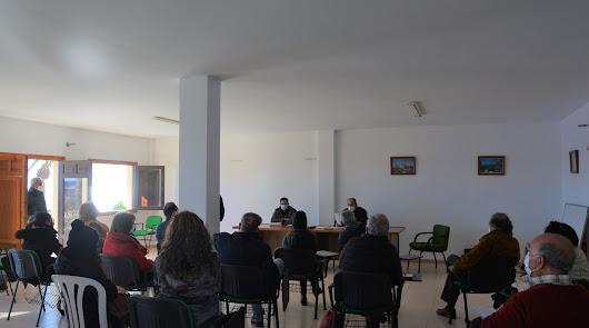 """Unidos por Baria: """"Las obras en el yacimiento violan la Ley de Patrimonio"""""""