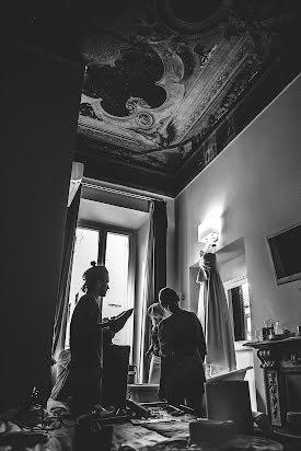 Bröllopsfotograf Magdalena Sobieska (malenasobieska). Foto av 07.05.2020