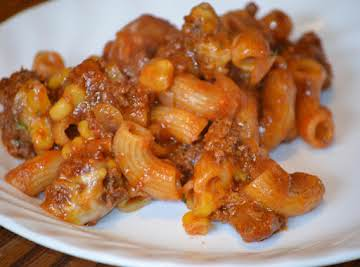 Ruth's Goulash Recipe