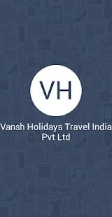 Tải Vansh Holidays Travel India Pv miễn phí