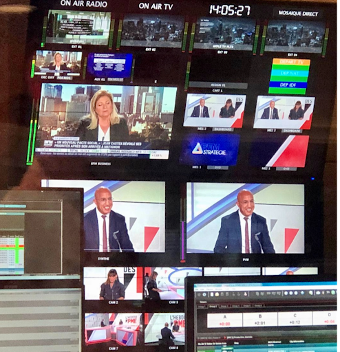 Khadiri BFM TV