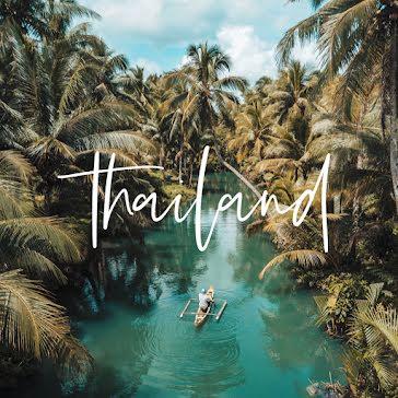 Thailand Palms - Instagram Highlight template