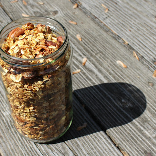 More Than Carrot Cake Granola