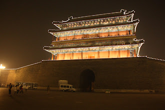 Photo: Day 189 - Zhengyang Gate  in Tiananmen Square #4