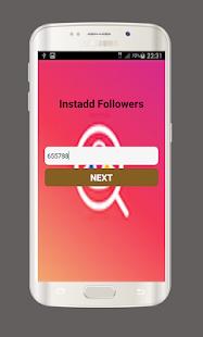 Get more followers prank screenshot