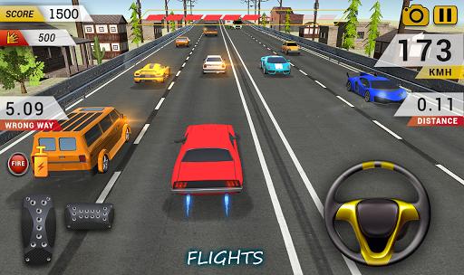Highway Driving Car Racing Game : Car Games 2020 1.0.23 screenshots 8