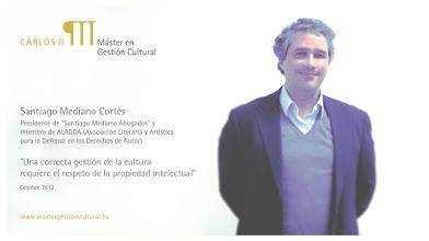 Photo: Santiago Mediano Cortés - Entidades de Gestión colectiva de derechos @santiagomediano