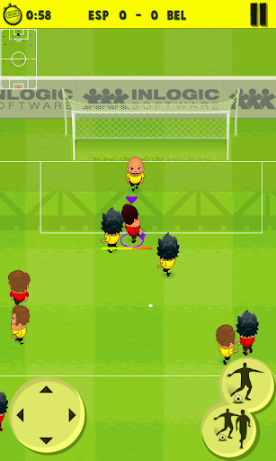 Super Pocket Soccer 2015