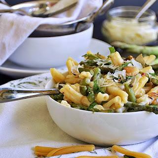 Brie and Asparagus Pasta Recipe