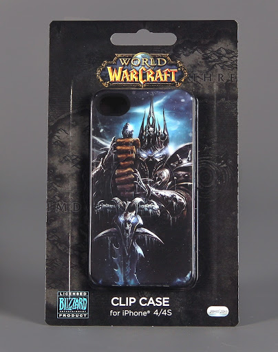 Case:World of Warcraft iPhone Clip Case: Lich King