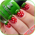 nails art designs idea summer icon