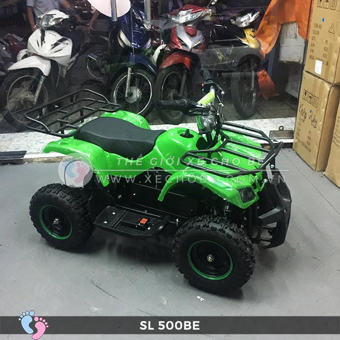 Mô tô điện địa hình cỡ lớn ATV SL500BE 2