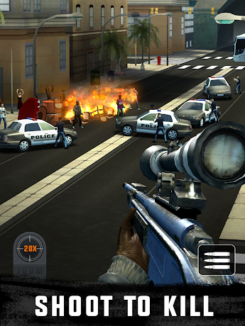 Sniper 3D Assassin Gun Shooter 2.0.4 (Mod) APK