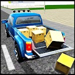 Pickup Truck Driving Simulator Icon
