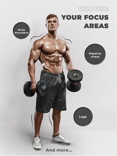 Fitness: Workout for Gym|Home  screenshots 10