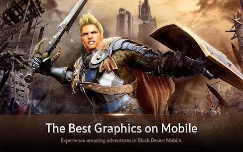 Black Desert Mobile Inglês Download 1
