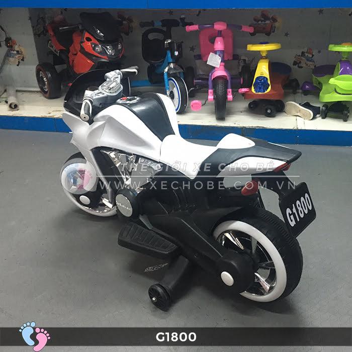 Xe mô tô điện trẻ em g1800 11