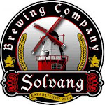 Logo for Solvang Brewing Company Lompoc