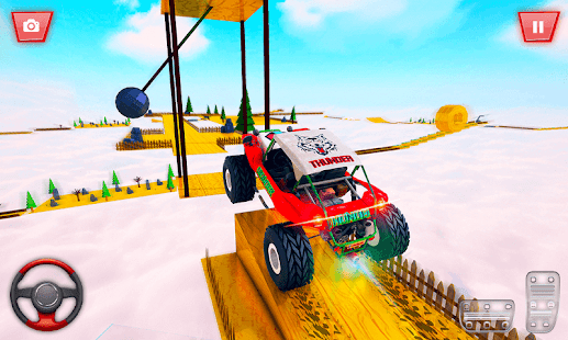 Mountain Truck Stunt 2020: Impossible Climb Master for PC-Windows 7,8,10 and Mac apk screenshot 2