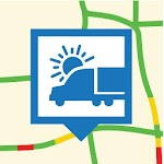 Trucking Weather & Traffic icon